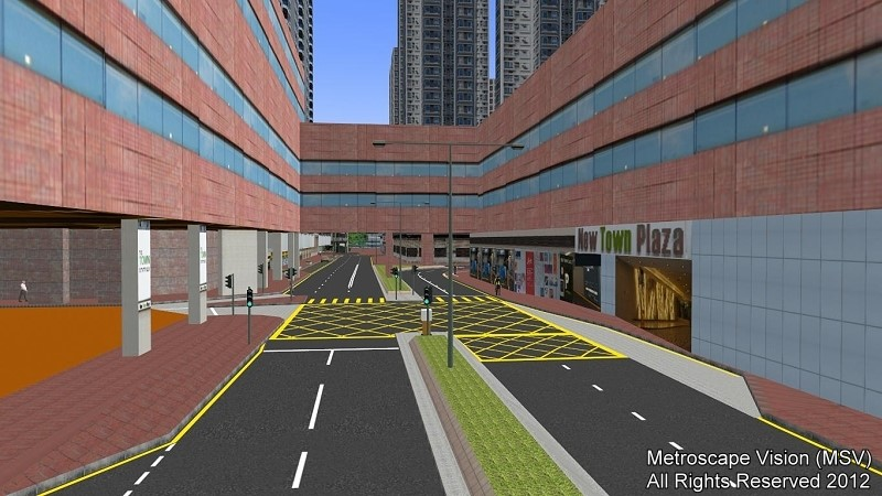 Metroscape Vision